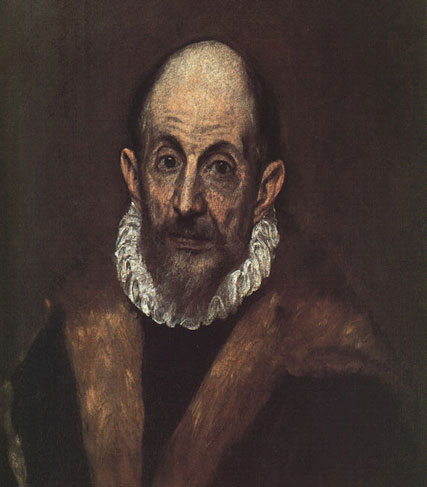 1604_greco_Self_portrait