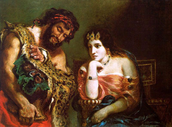 1838_Delacroix_Cleopatra_and_the_Peasant